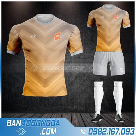 thiết kế áo bóng đá công ty đẹp HZ 642