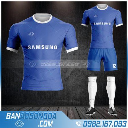 Quần áo bóng đá công ty Sam Sung HZ 647 cao cấp
