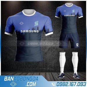 may áo bóng đá công ty theo yêu cầu HZ 648