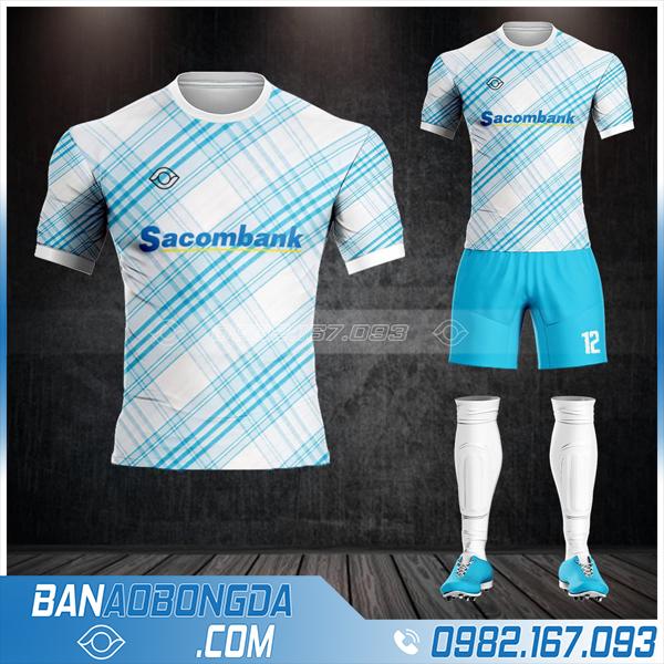 Quần áo bóng đá ngân hàng Sacombank HZ 649