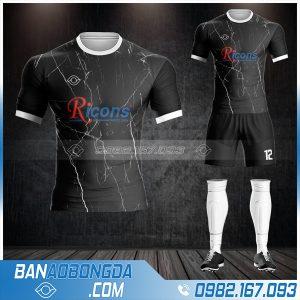 Áo bóng đá công ty Ricons đẹp mắt HZ 650