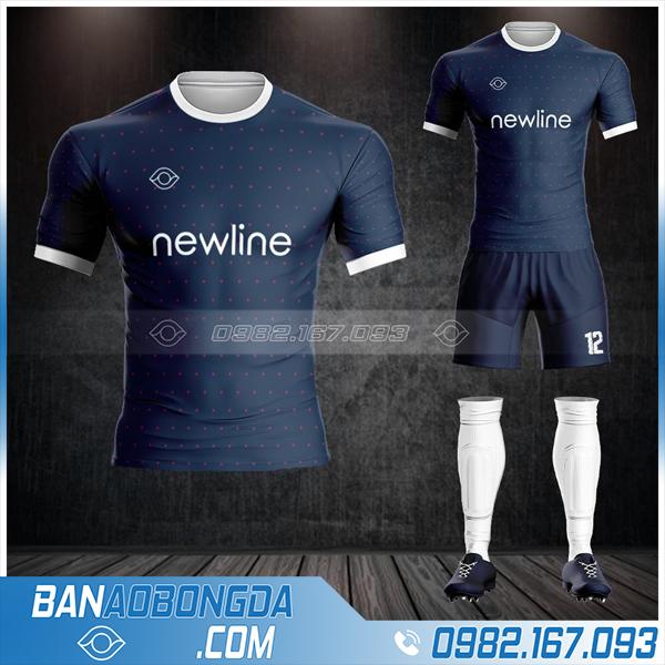 Đồng phục bóng đá công ty tự thiết kế HZ 662