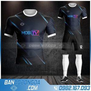 Áo đá bóng công ty Game Mobie TV HZ 665