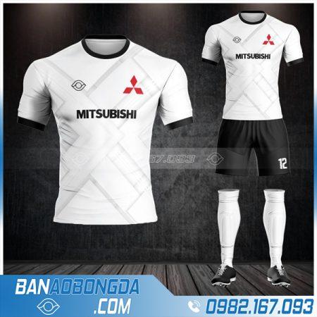 áo đá bóng công ty xe Misubishi HZ 666