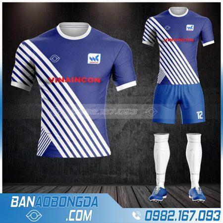 thiết kế áo bóng đá công ty đẹp HZ 667