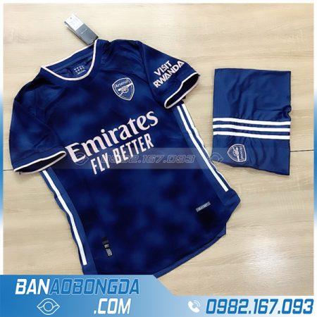 Quần áo Arsenal mới nhất 2020 màu xanh than