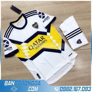 áo câu lạc bộ CABJ 2020 2021 màu trắng mới nhất