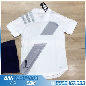 Áo CLB LA Galaxy không logo 2020 2021 màu trắng