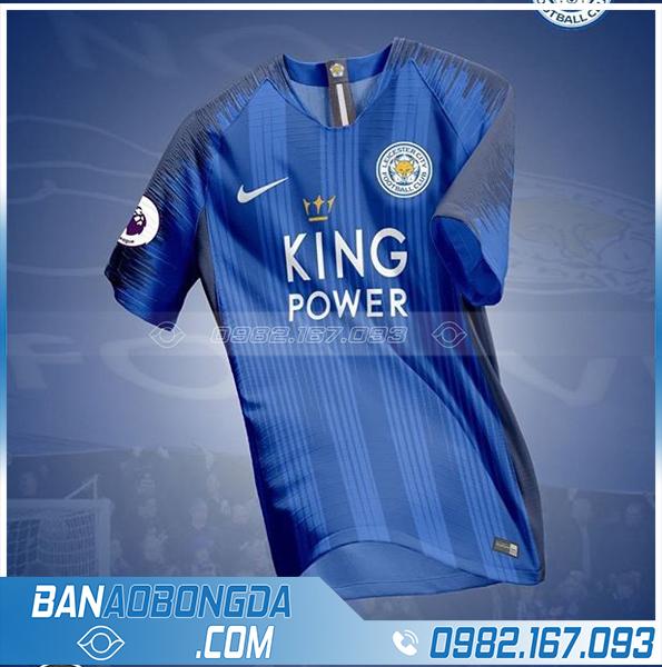 Áo Leicester City tự thiết kế đẹp và độc