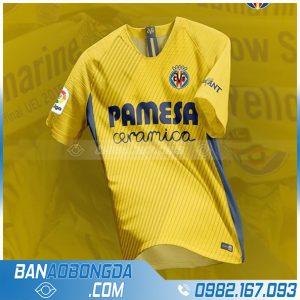 Áo bóng đá chế màu vàng HZ672 giá rẻ
