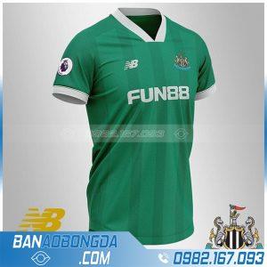 quần áo bóng đá chế màu xanh lá HZ 681