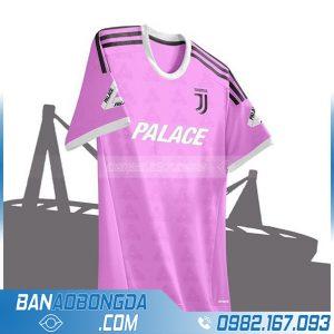 Áo CLB Juventus tự thiết kế màu tím