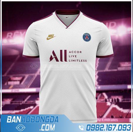 áo bóng đá PSG tự thiết kế đẹp HZ 690