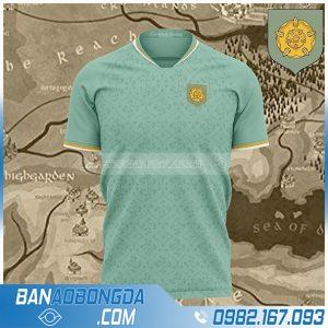 hiết kế áo bóng đá công ty đẹp hZ 694