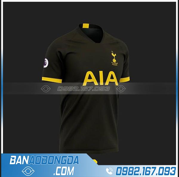 áo Tottenham tự thiết kế đẹp HZ 695