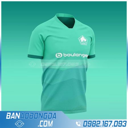 quần áo bóng đá câu lạc bộ chế HZ 709