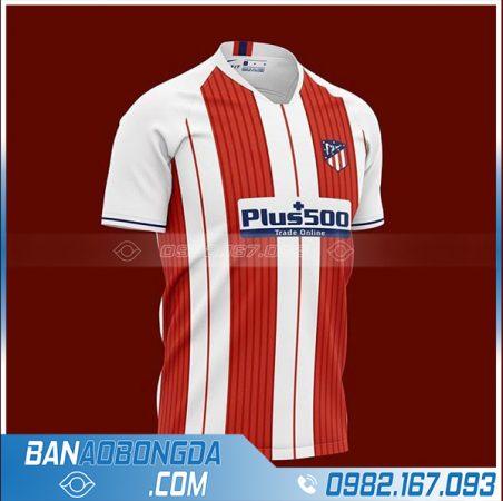 Áo Atletico Madrid tự thiết kế đẹp HZ 710
