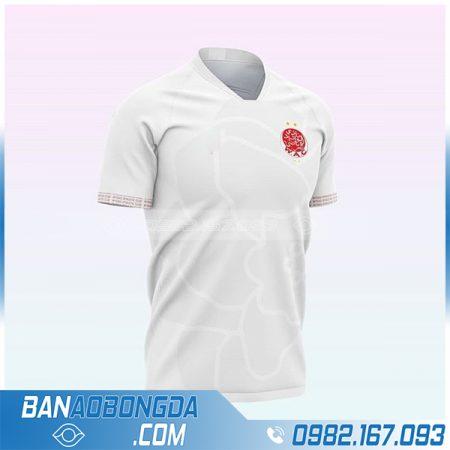 áo bóng đá clb 2021 tự thiết kế mới nhất