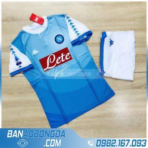 Áo bóng đá Napoli 2020 2021 màu xanh da trời
