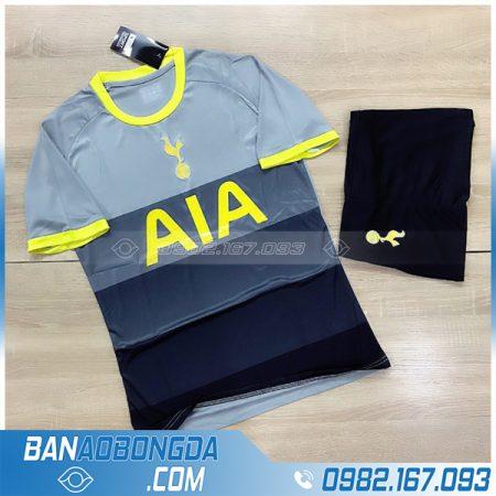 áo Tottenham 2021 màu xám mới nhất