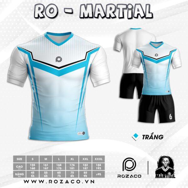 Thiết kế áo bóng đá không logo đẹp và độc