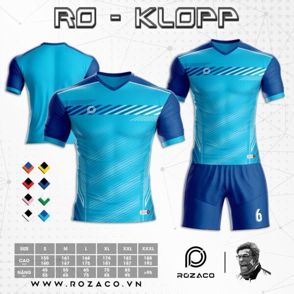 áo bóng đá không logo tự thiết kế mới nhất