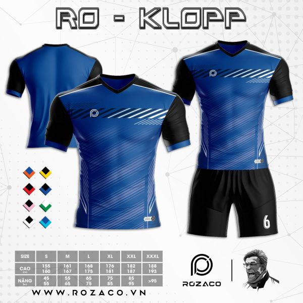 Mẫu áo bóng đá 2021 không logo