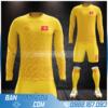 áo bóng đá dài tay vải Thái Lan