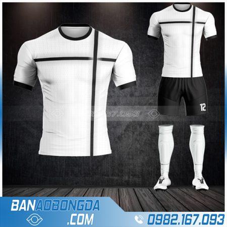 Quần áo bóng đá không logo thiết kế đẹp và độc