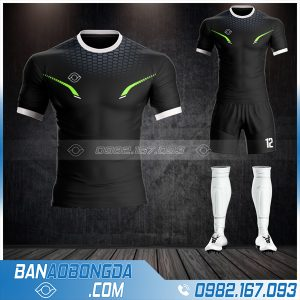 Áo đá bóng không logo tự thiết kế đẹp HZ 21
