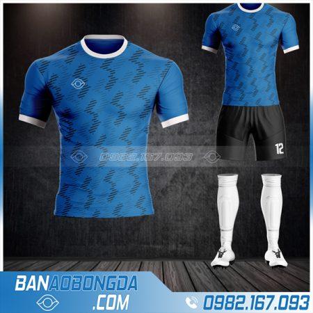 Mẫu áo bóng đá không logo 2021 mới nhất HZ 40