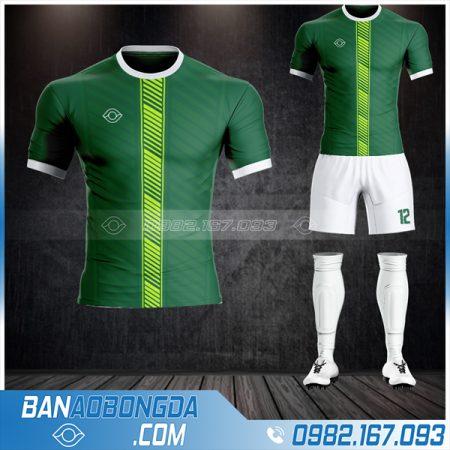 Mẫu áo bóng đá không logo đẹp tại Thái Nguyên HZ 58