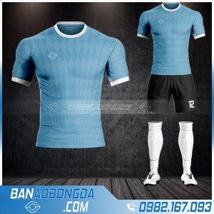 áo bóng đá không logo đẹp HZ 68 ở Bắc Ninh