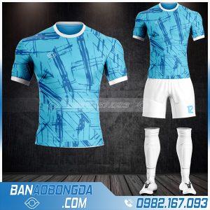 Áo bóng đá không logo thiết kế ở Hải Dương HZ 78