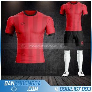Mẫu áo bóng đá không logo 2021 mới nhất Hưng Yên