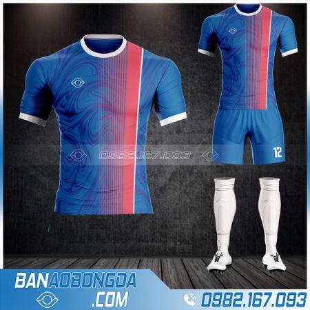 quần áo bóng đá không logo đẹp HZ 67 ở Ninh Bình