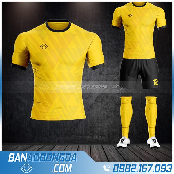 Áo bóng đá k logo thiết kế ở Điện Biên HZ 76
