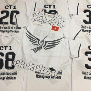 Áo bóng đá đội tuyển Việt Nam hình chim lạc