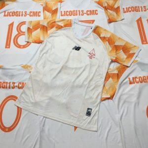 Font in áo bóng đá đẹp