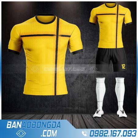 thiết kế áo đá bóng không logo đẹp ở Quảng Trị HZ 84