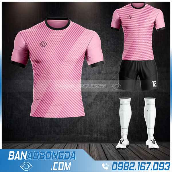 Quần áo đá bóng không logo mới nhất Huế HZ 85