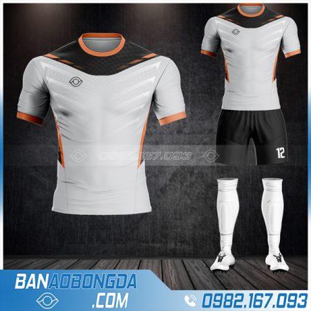 Quần áo bóng đá không logo đẹp nhất Bình Định HZ 89