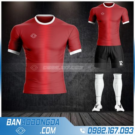 Áo bóng đá không logo đẹp ở Hà Nội
