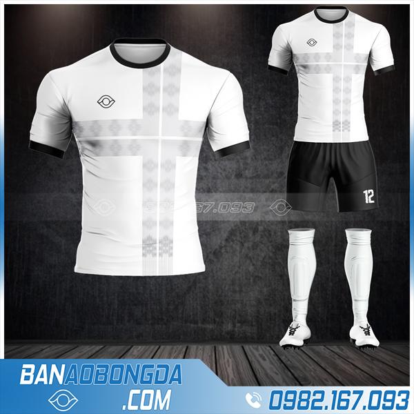 Áo bóng đá không logo ở Thái Nguyên đẹp
