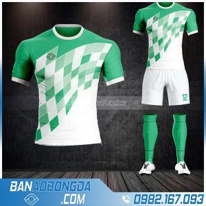 Áo bóng đá không logo tự thiết kế đẹp nhất
